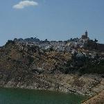 town of Iznajar