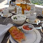Great andalusian breakfast.
