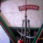 The Princess Steam Engine