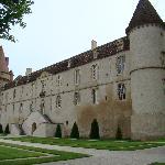 le magnifique château de Bazoches