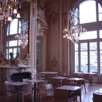 Cafe Campana at Musee d'Orsay