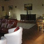 Our villa's large lounge (Sveva I think!)