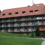 Feldberg Building on the propertyof the Schwarzwald Park Hotel