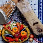 Local foods and Gnawa music