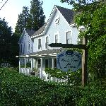 a view of the inn