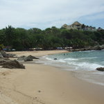 Playa Manzanillo - Very swimmable beach