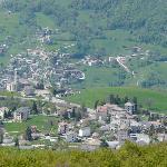 Looking down on Fuipiano Village