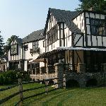 English Tudor Country Manor
