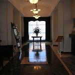 lobby, very inviting