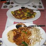 Pad Thai y Pad Kapow