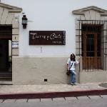 Photo de Docecuartos Hotel