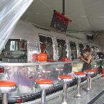 The Airstream Bar
