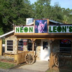 Neon Leon's Zydeco Steak House