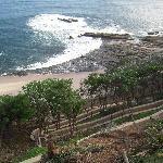 Truely deserted beach