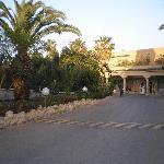 entrata villaggio