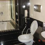 Hotel Ramee Guestline Bathroom