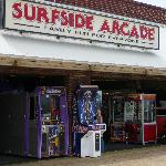 Surfside Arcade on Rehoboth Boardwalk