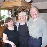 Magda, Maria and Roger