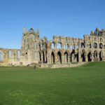 Whitby Abbey ( English Heritage)