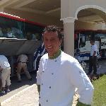 Chef Christiano Rampoldi