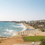 Fig tree bay on the windiest day. Cazza4