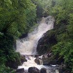 Torc Waterfall, near Friar's Glen