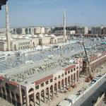 Mezquita del Profeta (Al-Masjid Al-Nabawi)