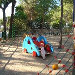Quiet playground