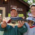 A family fishing adventure