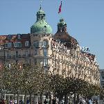 The Palace Luzern hotel