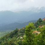 Coorg - Madikeri valley view