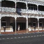 main hotel building