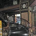 Hotel Lobby - Staircase
