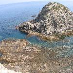 Esta es la famosa isleta