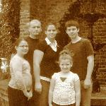 Our Family in Gatlinburg 11/08
