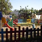 The children play Park (parc)