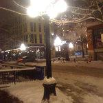 Gastown winter