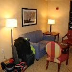 A spacious second room.