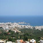 Hersonossos, vue de plus haut