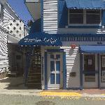 Entry is on Hoban St. next to Village Inn Restaurant