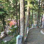 Dalhousie View From CHurch at Nehru Chowk