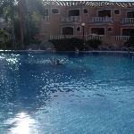 piscina preciosa