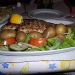 Red Snapper Cabanas Brasserie