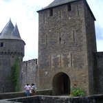 Chateau at Fougeres