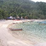 Coral Bay - Senja is in the far corner
