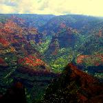 "Kauai's ""Grand Canyon"""