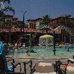 Pool - kids area