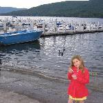 Lake George et Marina