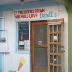 DandE's Frozen Custard & Sorbet