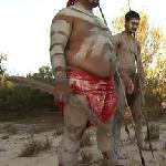 Aboriginal ceremony Balunjali Gold Coast